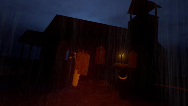 ホラーVRゲーム「Grave VR」がハロウィンに向けて10月25日にリリース