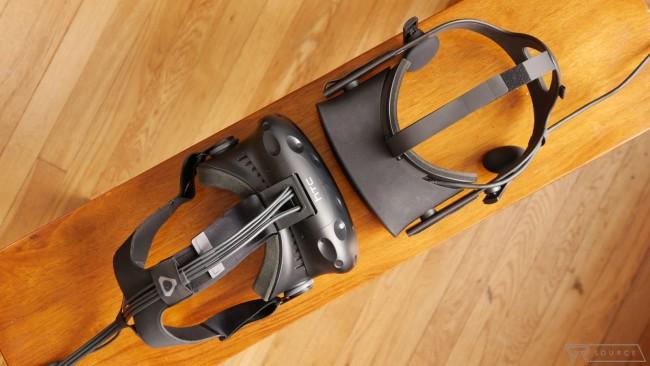 HTC ViveとOculus Rift