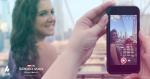 Holoアプリでスパイダーマンと記念撮影