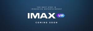 IMAX VRロゴ
