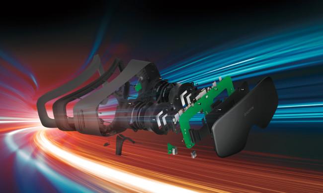 2k×2k解像度&120Hz駆動を実現するKopinの「最小」VRヘッドセット