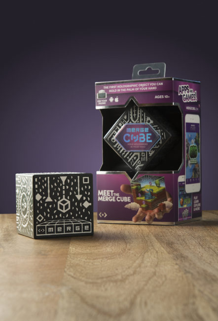Merge Cubeとパッケージ