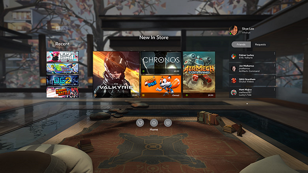 Oculus-Home-Screen-on-Rift