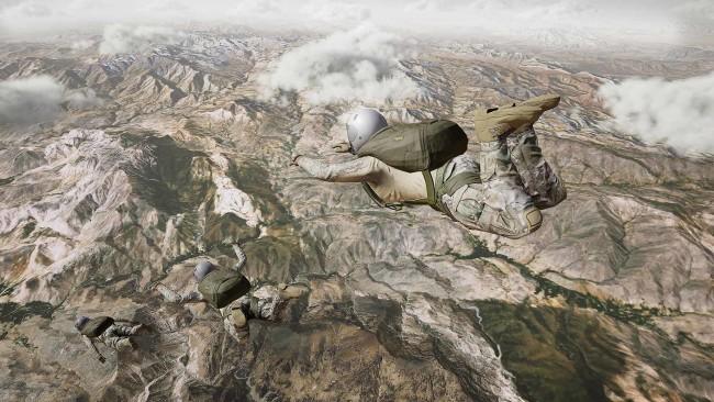 米空軍とソニーが開発した「Air Force Special Ops: Nightfall」、6月20日よりフリーダウンロード