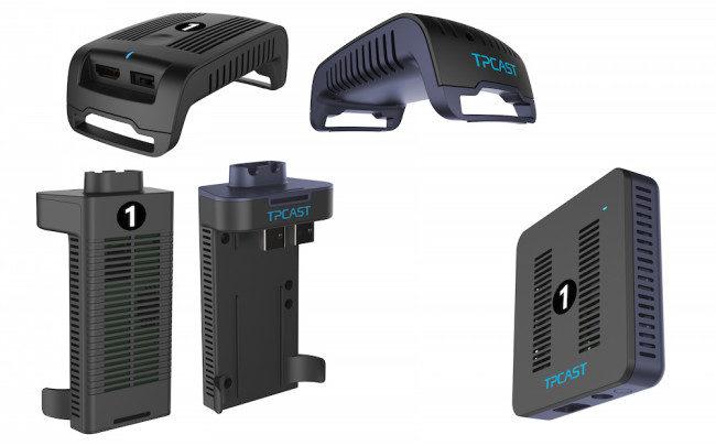 複数台のHTC Viveに対応するTPCast