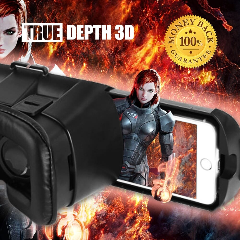 True Depth 3D2
