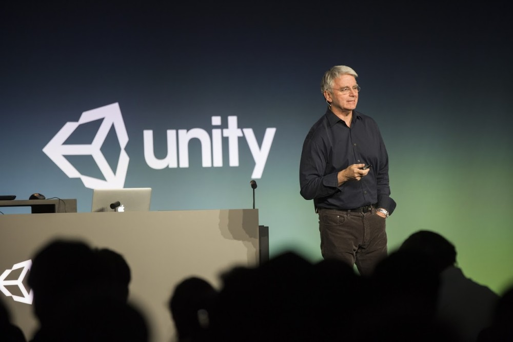 Unity-John-Riccitiello