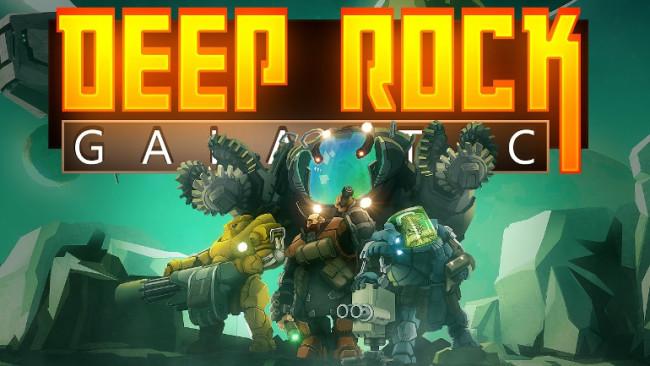 Deep Rock Galactic by Ghostship Games