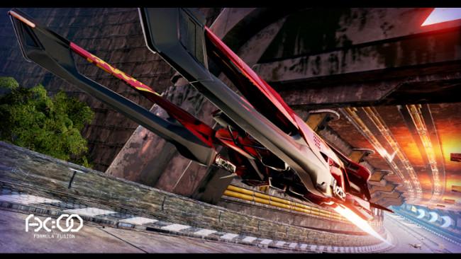 Formula Fusion by R8 Games