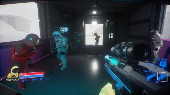 Unfortunate Spacemen by Sandswept Studios