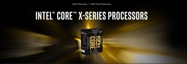 Intel® Core™ X-Series Processors