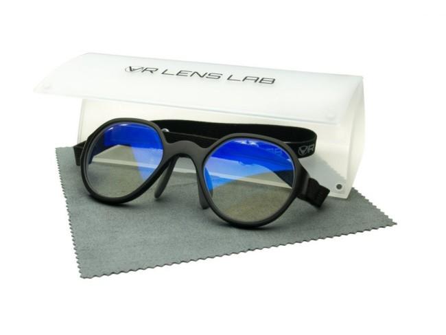 VRヘッドセットに適したメガネフレーム