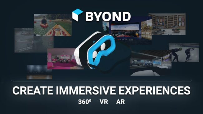Byond Immersive Suite イメージ
