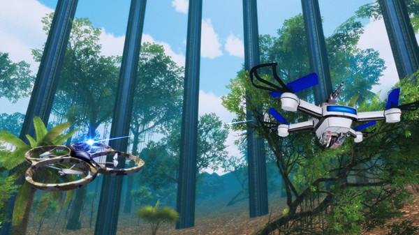 ドローンを駆使するデスマッチゲーム「Arena」が登場