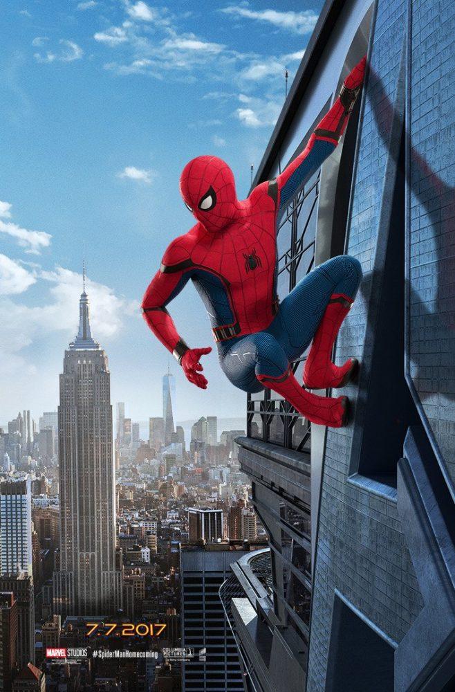 映画『スパイダーマン:ホームカミング』のVR作品登場!公開前に映画の世界を体験しよう