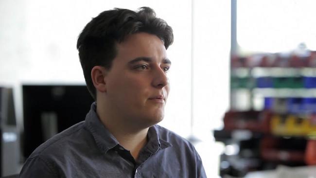 Oculusの創設者、Palmer Luckey