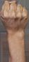closed-hand