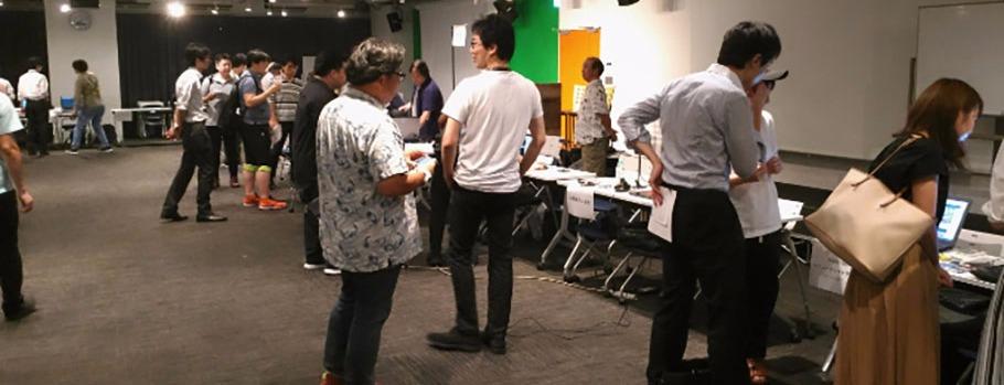 VRイベント,VRゆるゆる開発者会(ゆるでぶ) #01,イメージ