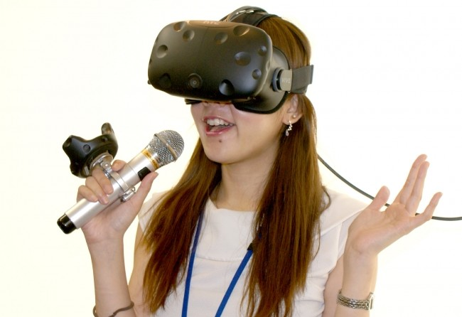Fantasy VR Stage+ 使用イメージ