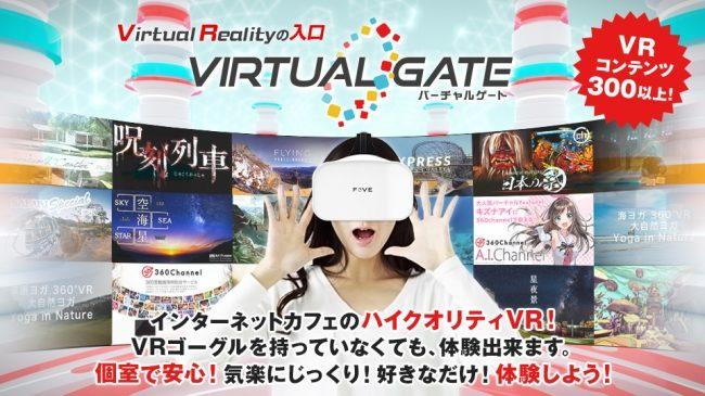 VIRTUAL GATEイメージ