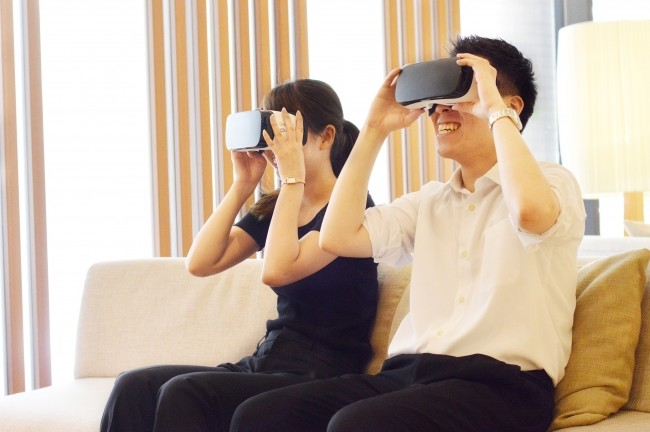 VR撮影・VRライブ中継サービス「HUG WEDDING」にてハイアットリージェンシー大阪ウエディングと業務提携
