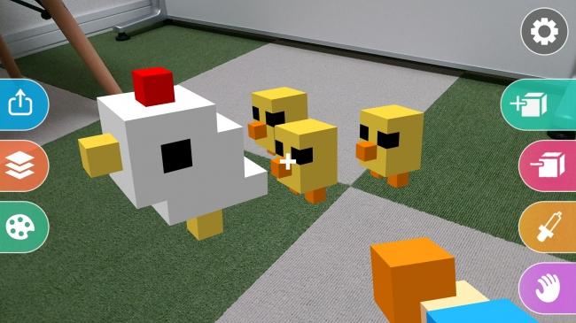 スマホで3Dモデルを作れるGoogle Tangoを利用したARアプリ「Makebox AR」がリリース!
