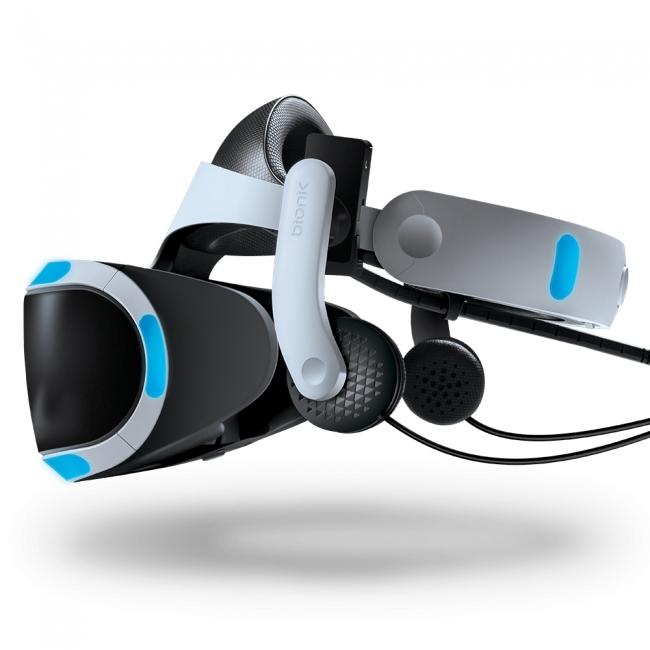 PlayStation® VR対応の一体型ヘッドホン『Mantis』