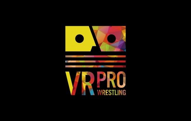 VRプロレス ロゴ