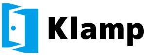 Klamp ロゴ