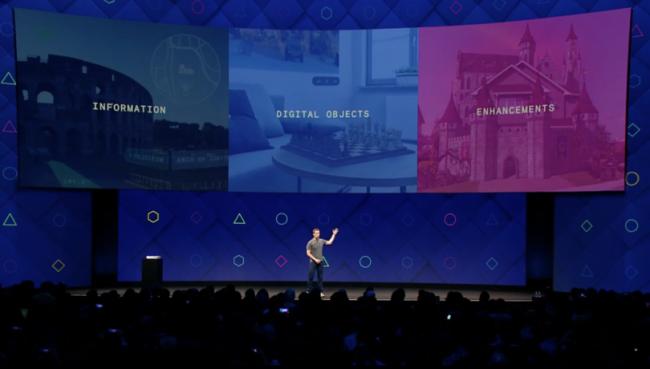 「スマートフォンを駆逐」するFacebookのAR戦略