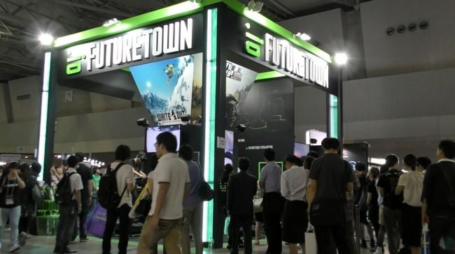 2017年のアトラクション導入に向けてFuturetownの開発した5D Totalmotionがテーマパークを席巻する?