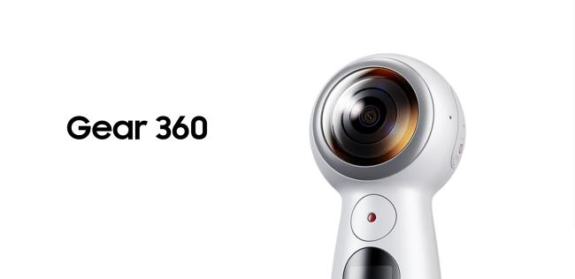 新Gear 360