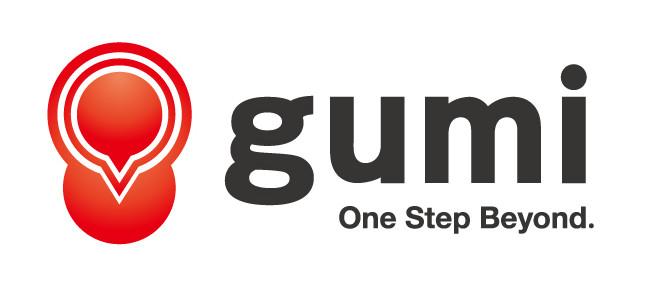 株式会社gumi 企業ロゴ