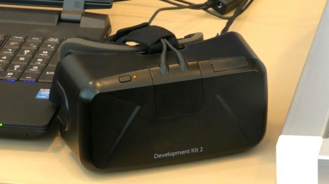 Oculusを使ったVR体験を提供