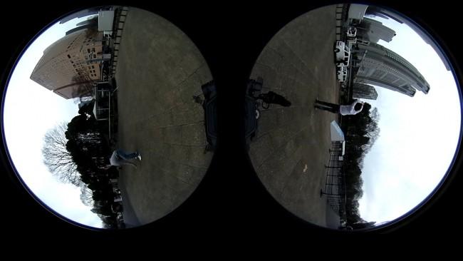 撮影した動画をPCで閲覧するとこうなる。