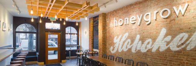 Honeygrow店舗