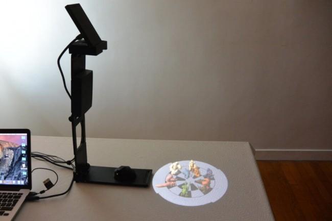 HoloLamp
