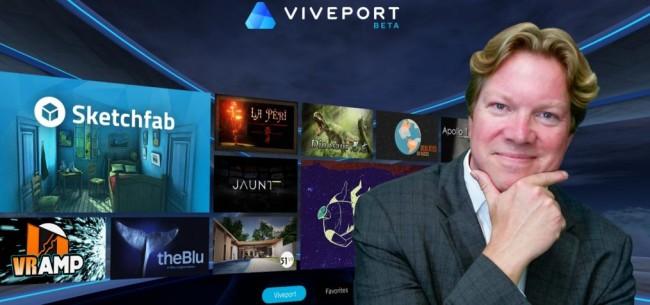Viveport代表
