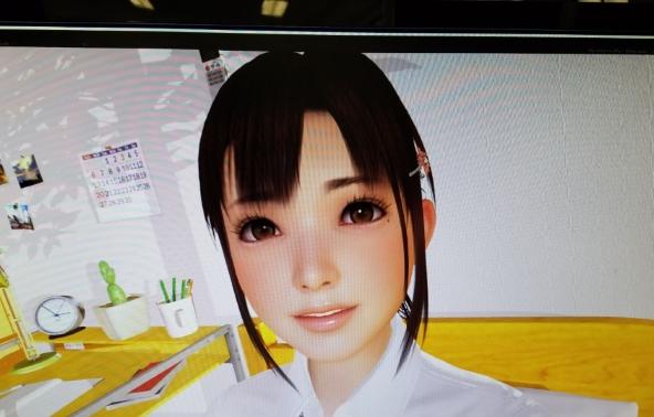 VRカノジョOculus Touch版