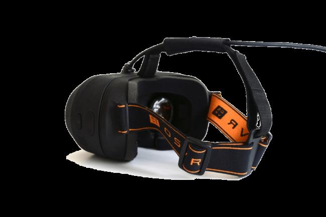 VRHMD,Goggle for Public VR,イメージ3