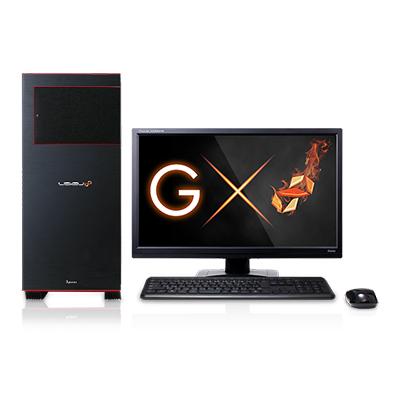 フルタワーゲームパソコン『 LEVEL-G009-LCi7BX-VNA 』製品画像