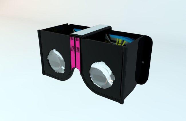 3D Stylee「カセット」