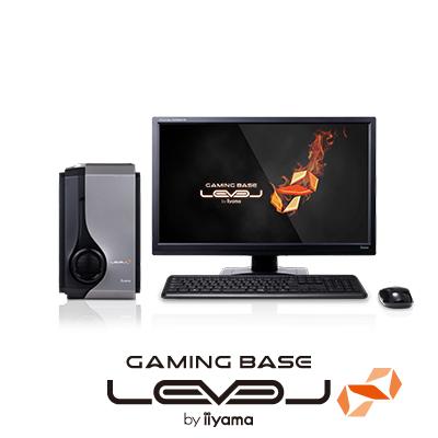 第7世代インテル(R) Core(TM) i7とGeForce(R) GTX 10シリーズを搭載したコンパクトゲームパソコンを発売
