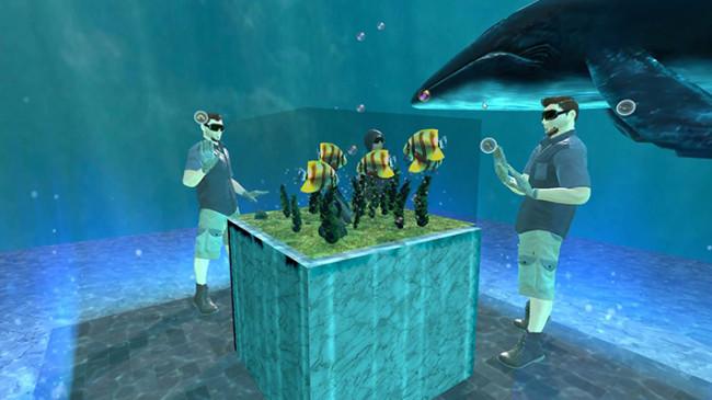 須磨海浜水族園開業60周年イベント向けに VRコンテンツを企画・提供
