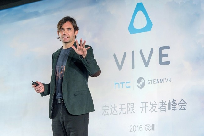HTCが子会社Vive Studiosを発表「より深く、リッチで、長い」VRゲームを提供