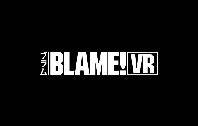 BLAME! VR ロゴ