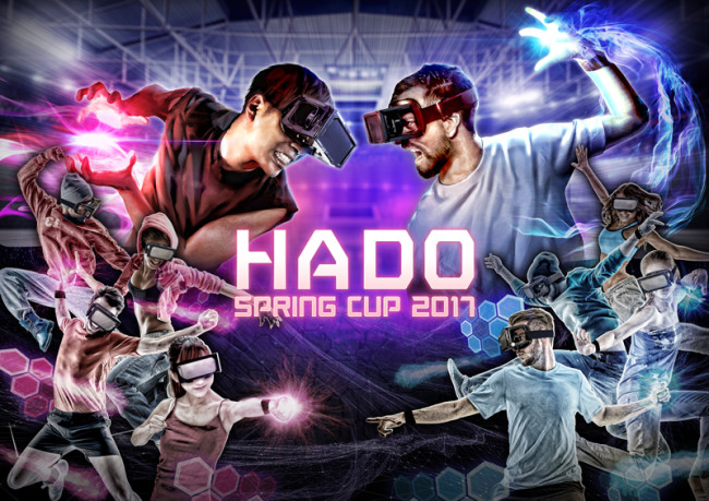 「HADO SPRING CUP2017」ニコ生&Facebookで完全生中継決定