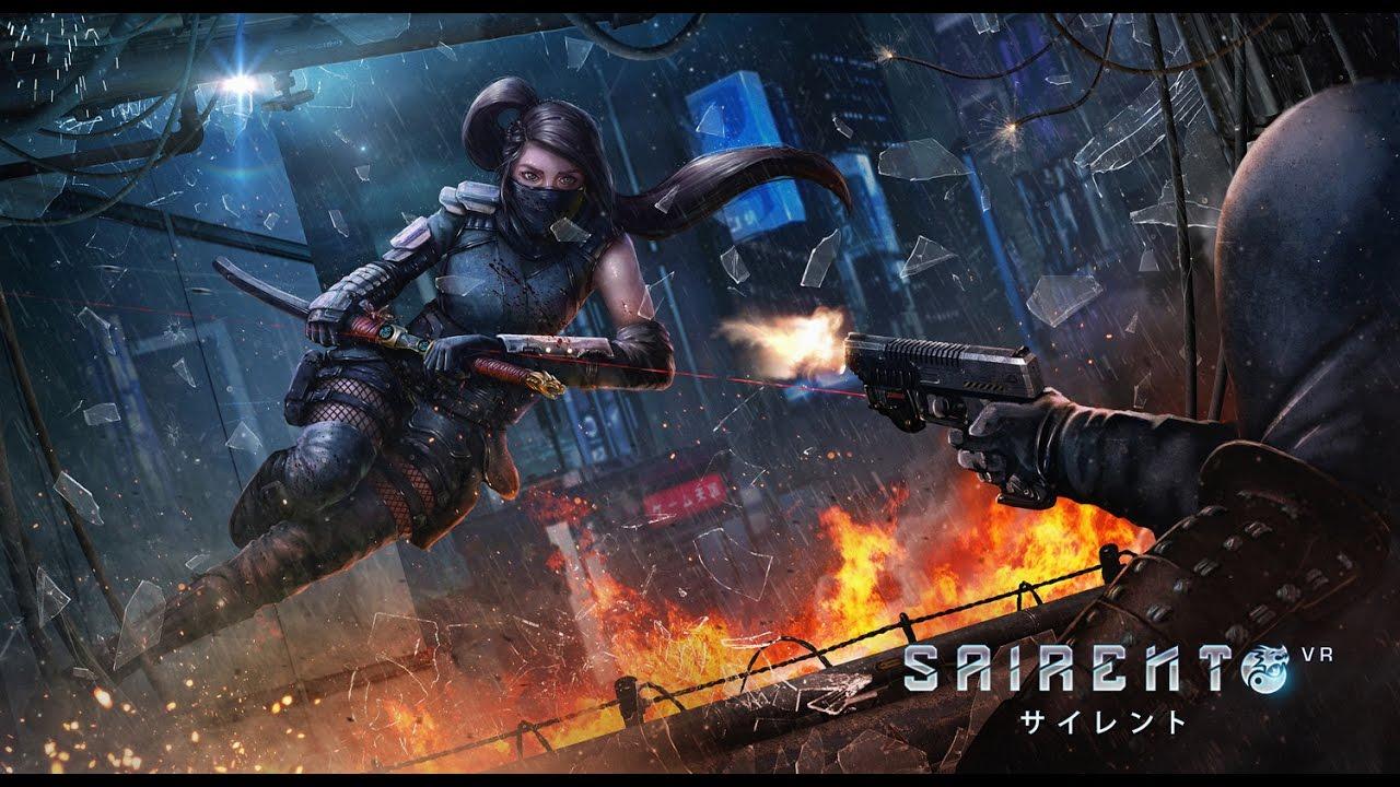 「Raw Data」を超えた?忍者の様なステルスアクションも楽しめるVRFPS「Sairento VR」がジワ売れしている!