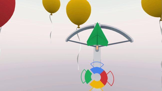 GoogleによるVRコード集