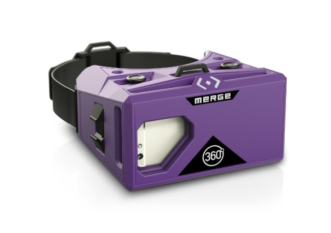 Merge VRのGoggles